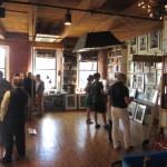 ARTmonday: Stephen Sheffield's Fort Point Studio