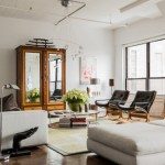 Design Diary: Leather District Loft by Michael Ferzoco
