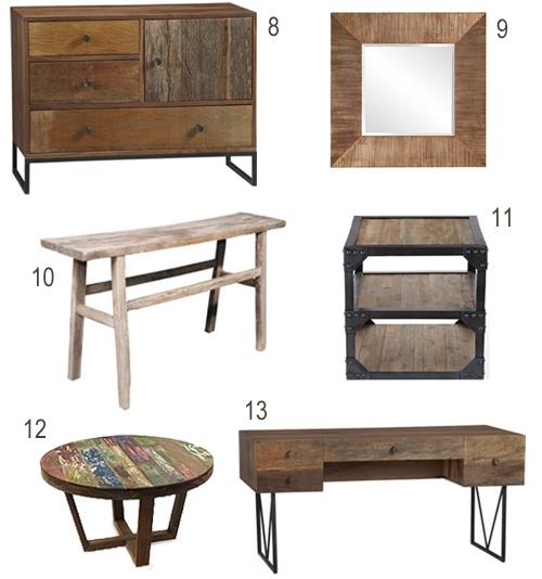 reclaimed wood bedroom set get the look reclaimed wood bedroom furniture stylecarrot 16947 | reclaimed wood bedroom furniture 2c