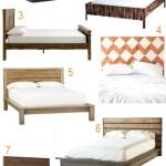 Get the Look: 20 Rustic Reclaimed Wood Beds