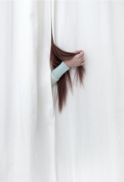 obscured-portrait-curtain-hair