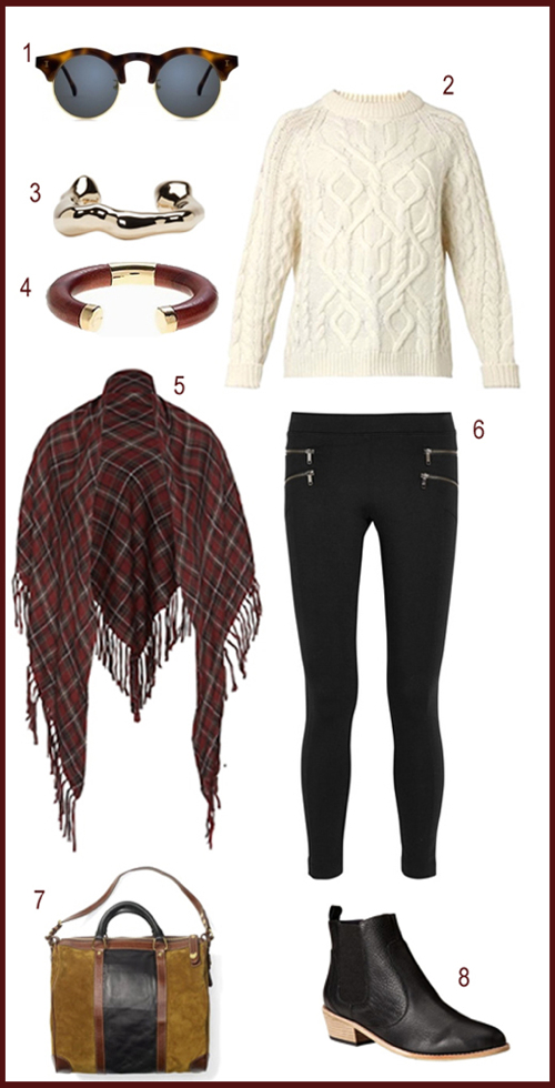 Shopping Fall Outifts For Columbus Day Weekend