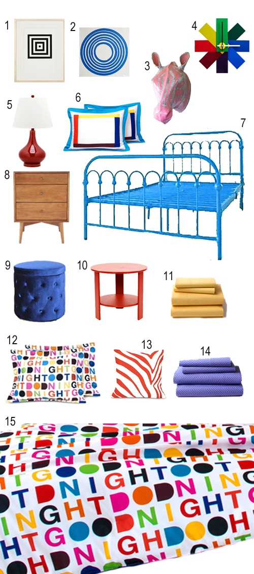 9 By Novogratz Sweet Dreams Collection For Walmart