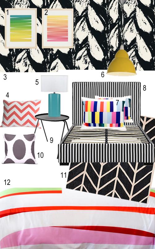 9 By Novogratz Dream In Color Bedding Collection For Walmart