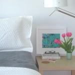 Swatching: Master Bedroom In Florida Condo