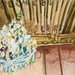 ARTmonday: 10 Watercolors of Venetian Interiors by Lee Essex Doyle