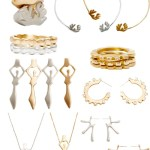 Just In: Jessica Biales Jewelry Collection Inspired by Matisse Cut-Outs