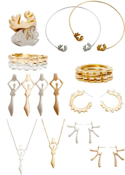 New York Jewelry Designer Jessica Biales Debuts Matisse Inspired Scissor Collection