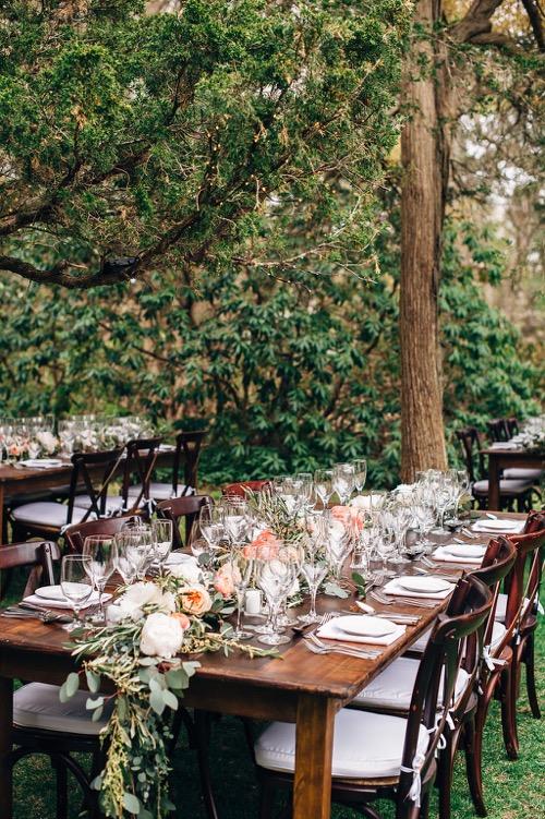 garden-wedding-rustic-tables-fat-orange-cat-studio