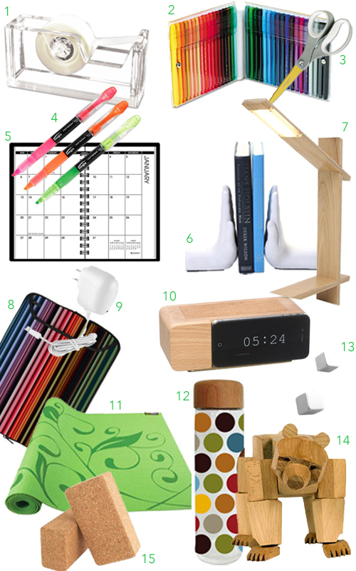 Modern Desk Accessories And School Supplies