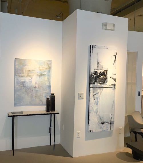 Cambridge Based Artist Amanda Agrawal and New Haven Based Artist Emilia Dubuicki