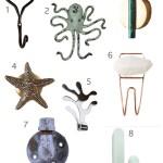 Get the Look: 38 Modern Wall Hooks