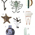 Get the Look: 38 Modern Wall Hooks