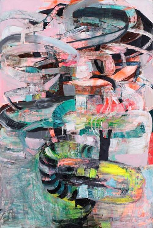 """Vermont Artist Galen Cheney """"Armature"""""""