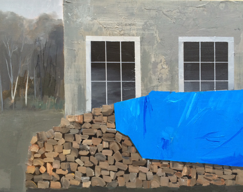 Wood Pile By Jeremy Miranda Jealous Curator