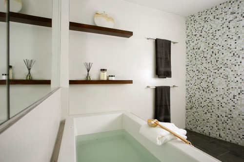Zen Bathroom Design By Feinmnann In Boston