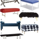 Get the Look: 56 Upholstered Benches