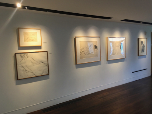 Drawings From The Permanent Collection At PAAM