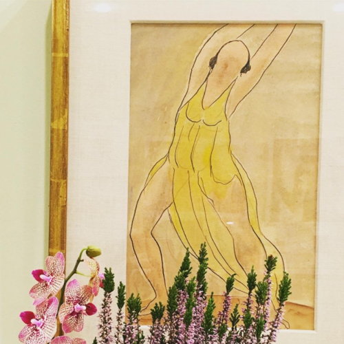Modern Dancer By Walkowitz In The Home Of StyleCarrot Blogger Marni Elyse Katz