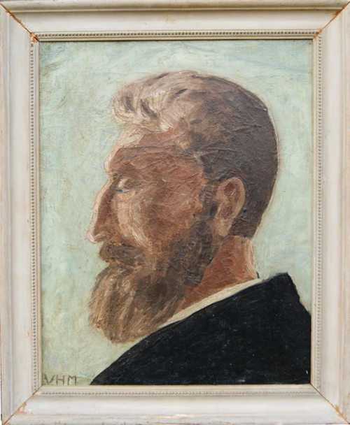 Portrait by Victor Haagen-Müller