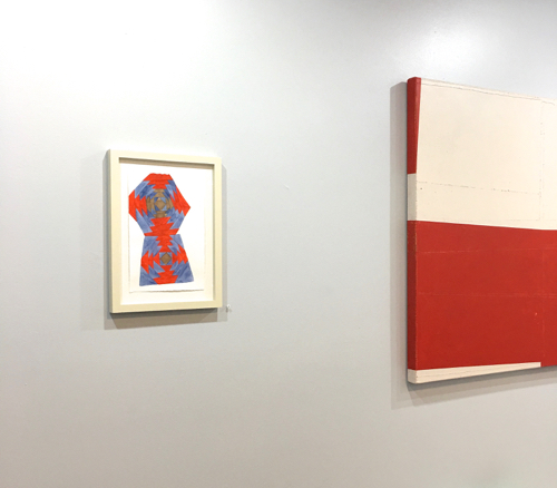 Geometric Abstract Artwork In Fort Lauderdale Art Gallery