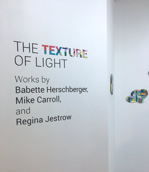 The Texture Of Light Exhibit In Fort Lauderdale Florida
