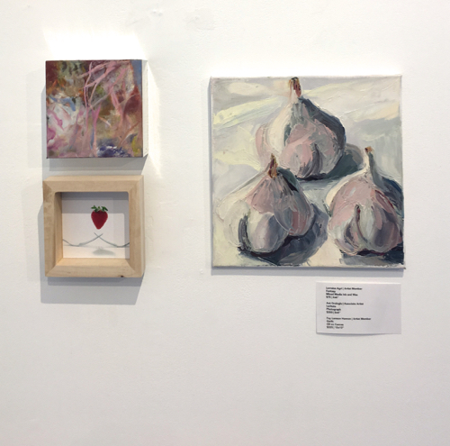 Still Life Paintings at Cambridge Art Association By Marni Katz