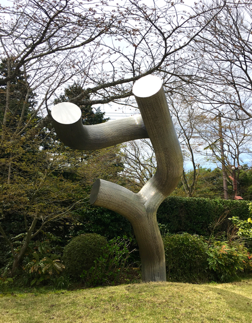 Matchinsky-Denninghoff Modern Sculpture At Hakone Open Air Museum
