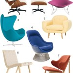 Get the Look: 25 Modern Lounge Chairs