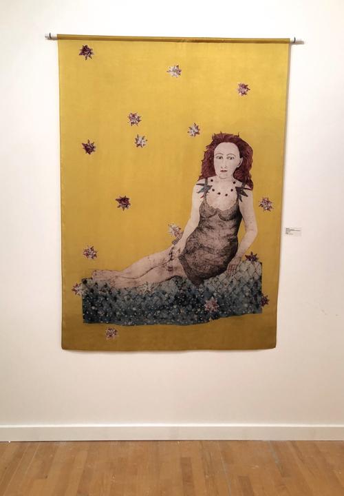 SMFA Art Sale 2017 Contemporary Painting