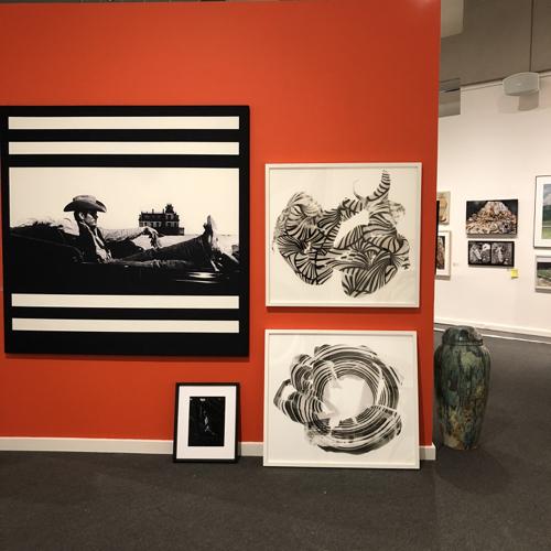 SMFA Art Sale 2017 Contemporary B&W Photography