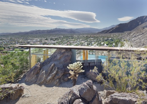 Palm Springs Modernist Paradise Desert Architecture