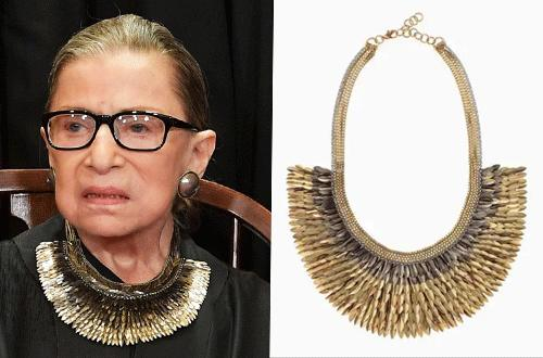RBG Feather Necklace From Stella & Dot