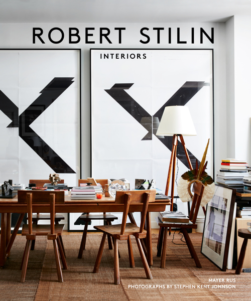 Robert Stilin Interiors Book Published By Rizzoli