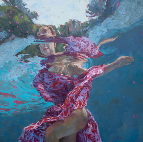 Underwater Art By Michele Poirier Mozzone