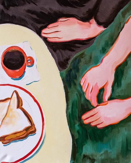 Cathleen Clarke Painting