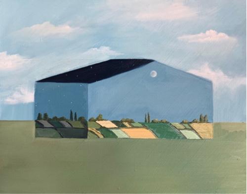 Elizabeth Tillemans Landscape Painting