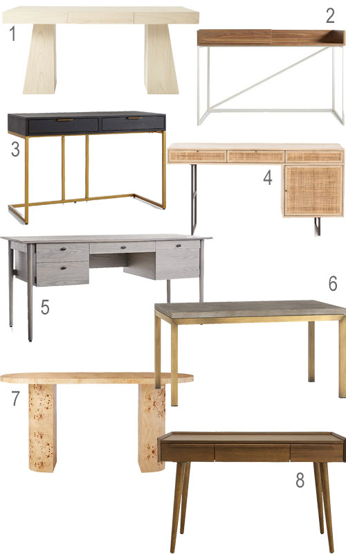 Affordable Home Office Style Desks
