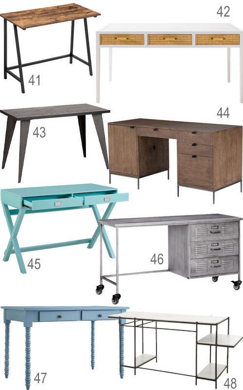Work From Home Desks Modern Home Office