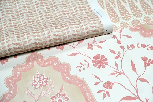 Seema Krish Block Printed Indian Textiles