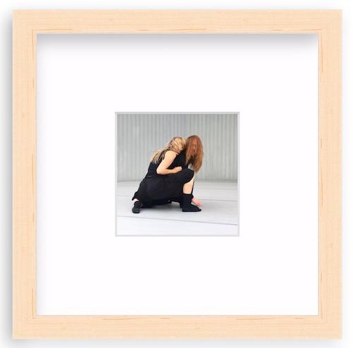 Framebridge Marin Pale Wood Gallery Frame