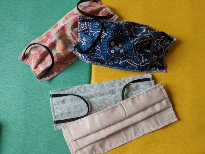 STYLECASTER | Best Cloth Face Masks Online | handmade face masks