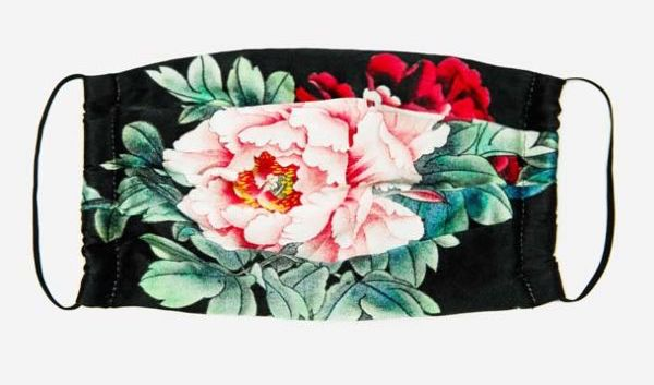 STYLECASTER | Best Cloth Face Masks Online | Johnny Was floral mask