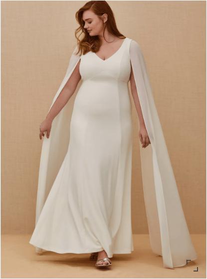 STYLECASTER | wedding dress trends 2021
