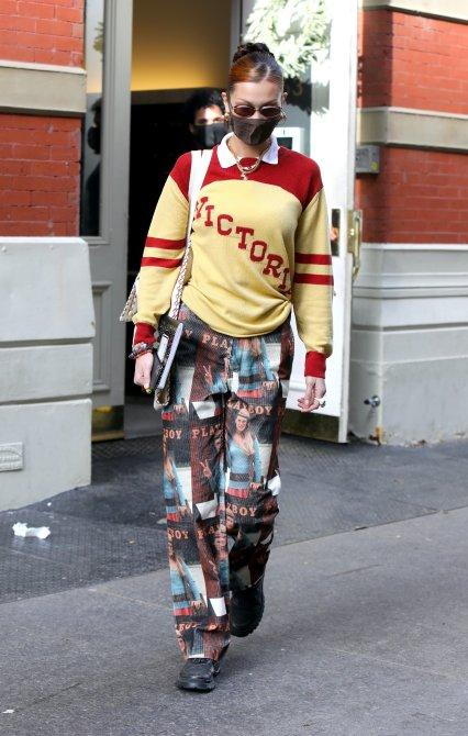 STYLECASTER | Bella Hadid Street Style