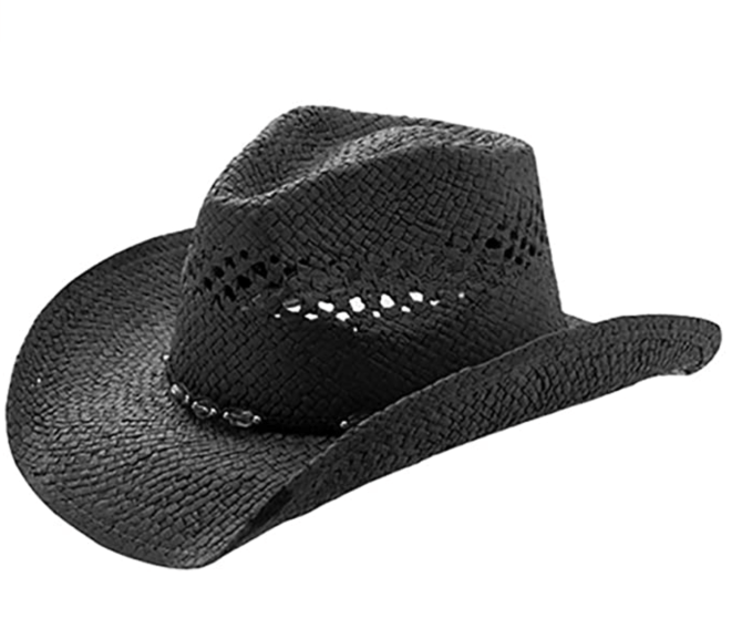STYLECASTER | Party City Cowboy Hat