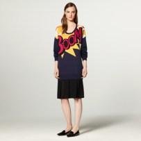 Vestido- suéter