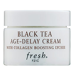 black tea age-delay cream