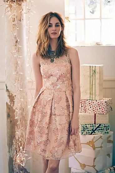 Anthropologie Sugarberry Dress