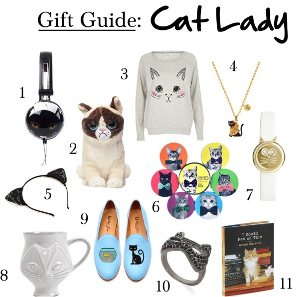 gifts for the cat lady